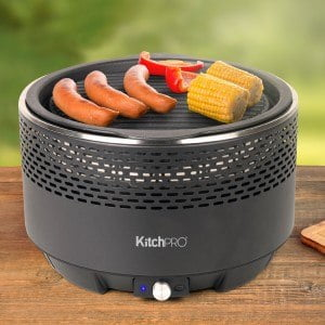 KitchPro® Rökfri Kolgrill